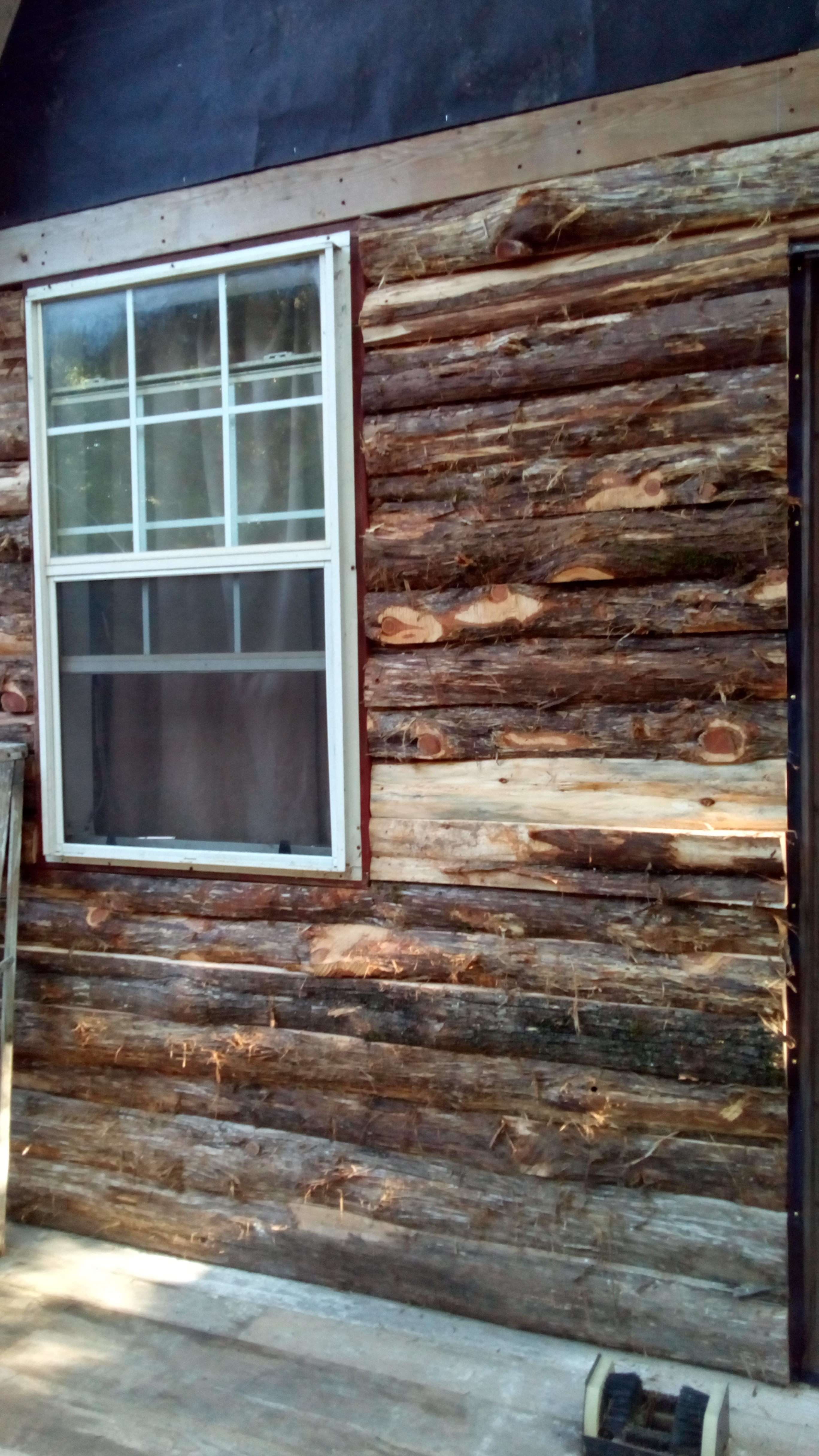 How to Mill Log Siding Without a Sawmill