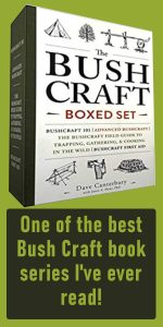 Bush craft boxed set