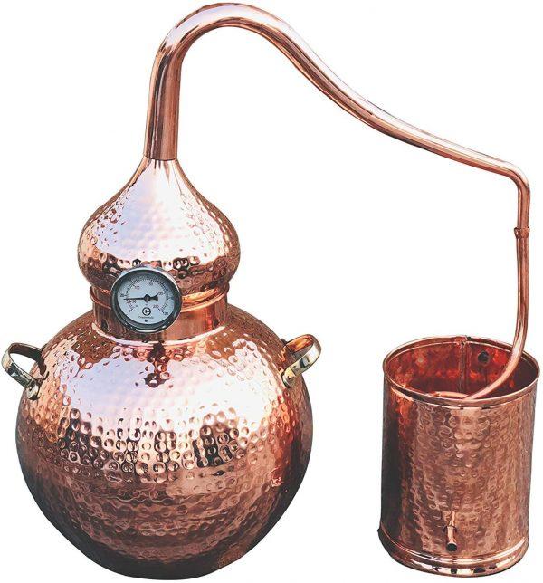 copper five gallon moonshine